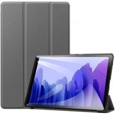 Чехол для Samsung Galaxy Tab A7 10.4 2020 серый полиуретановый