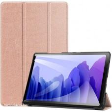 Чехол для Samsung Galaxy Tab A7 10.4 2020 золотистый полиуретановый