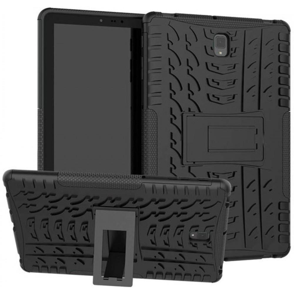 Чехол для Samsung Galaxy Tab S4 10.5 SM-T830 / SM-T835 противоударный черный