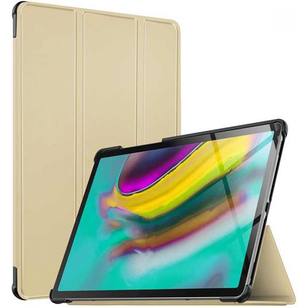 Чехол для Samsung Galaxy Tab S5e 10.5 2019 золотистый