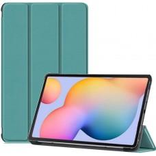 Чехол для Samsung Galaxy Tab S6 Lite бирюзовый полиуретановый