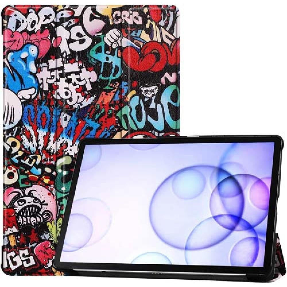 Чехол для Samsung Galaxy Tab S6 10.5 с рисунком Graffiti