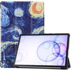 Чехол для Samsung Galaxy Tab S6 10.5 с рисунком Starry Night
