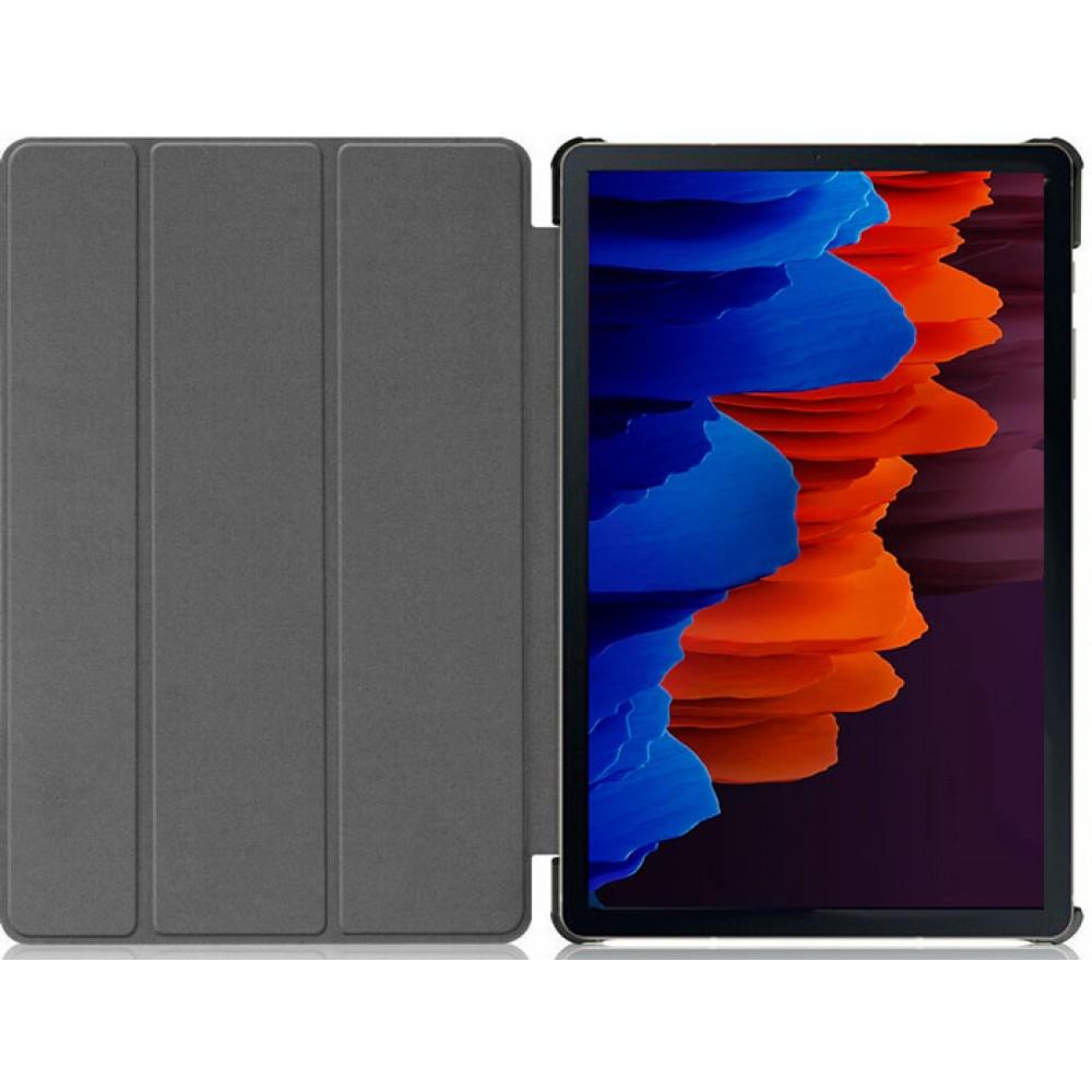 Чехол для Samsung Galaxy Tab S7 Don't Touch Me полиуретановый