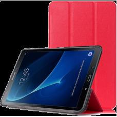 Чехол для Samsung Galaxy Tab A 10.1 2016 SM-T580 / T585C / T585N красный