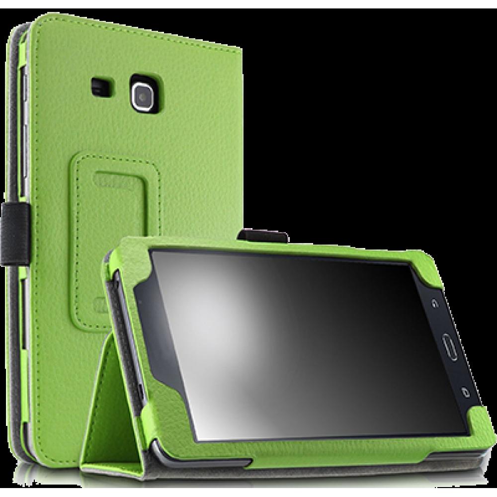 Чехол для планшета Samsung Galaxy Tab A 7.0 2016 кожаный зеленый