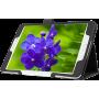 Чехол для Samsung Galaxy Tab S2 8.0 черный кожаный