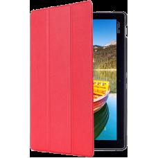 Чехол для Asus ZenPad 10 Z301MFL/ Z301ML красный JFK