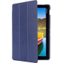 Чехол для Asus ZenPad 10 Z301MFL/ Z301ML темно-синий JFK