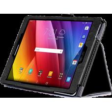Чехол для ASUS ZenPad 3 8.0 Z581KL черный кожаный
