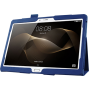 Чехол для Huawei MediaPad M2 10 синий кожаный