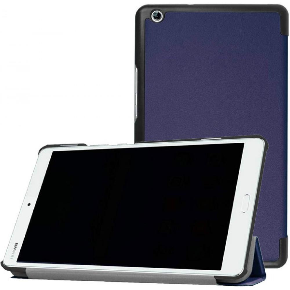 Чехол для Huawei MediaPad M3 Lite 8 темно-синий