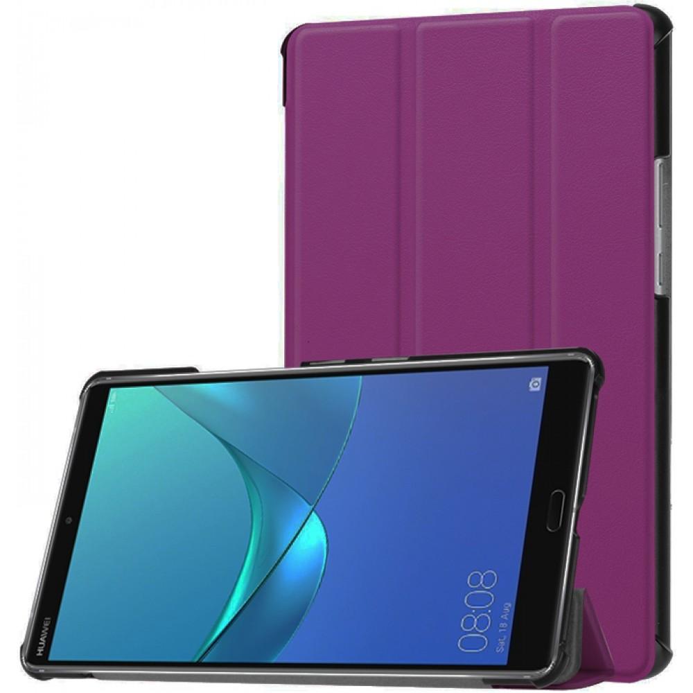 Чехол на Huawei MediaPad M5 8.4 фиолетовый