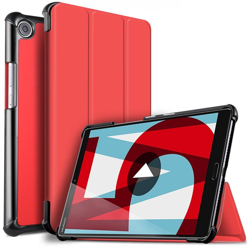 Чехол на Huawei MediaPad M5 8.4 красный