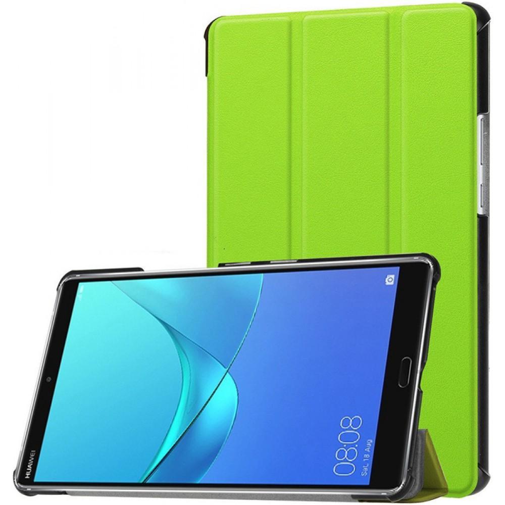 Чехол на Huawei MediaPad M5 8.4 зеленый