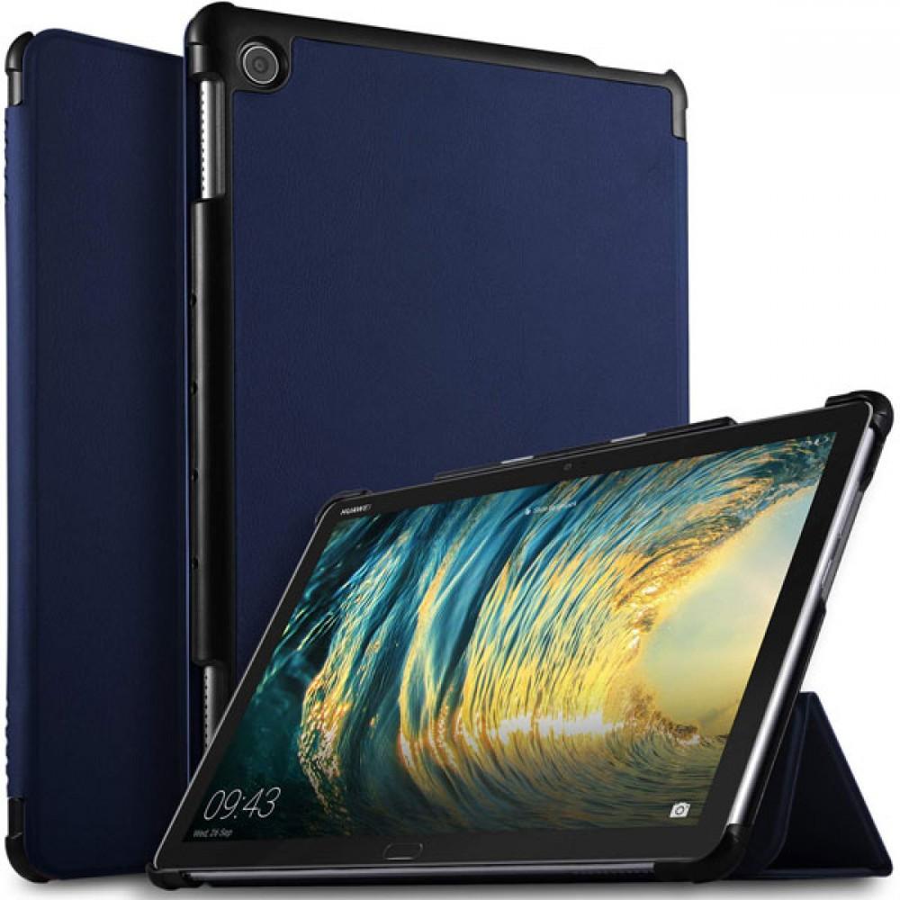 Чехол для Huawei MediaPad M5 Lite 10 темно-синий
