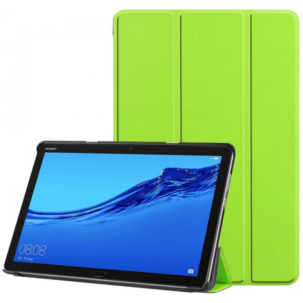 Чехол для Huawei MediaPad M5 Lite 10 зеленый