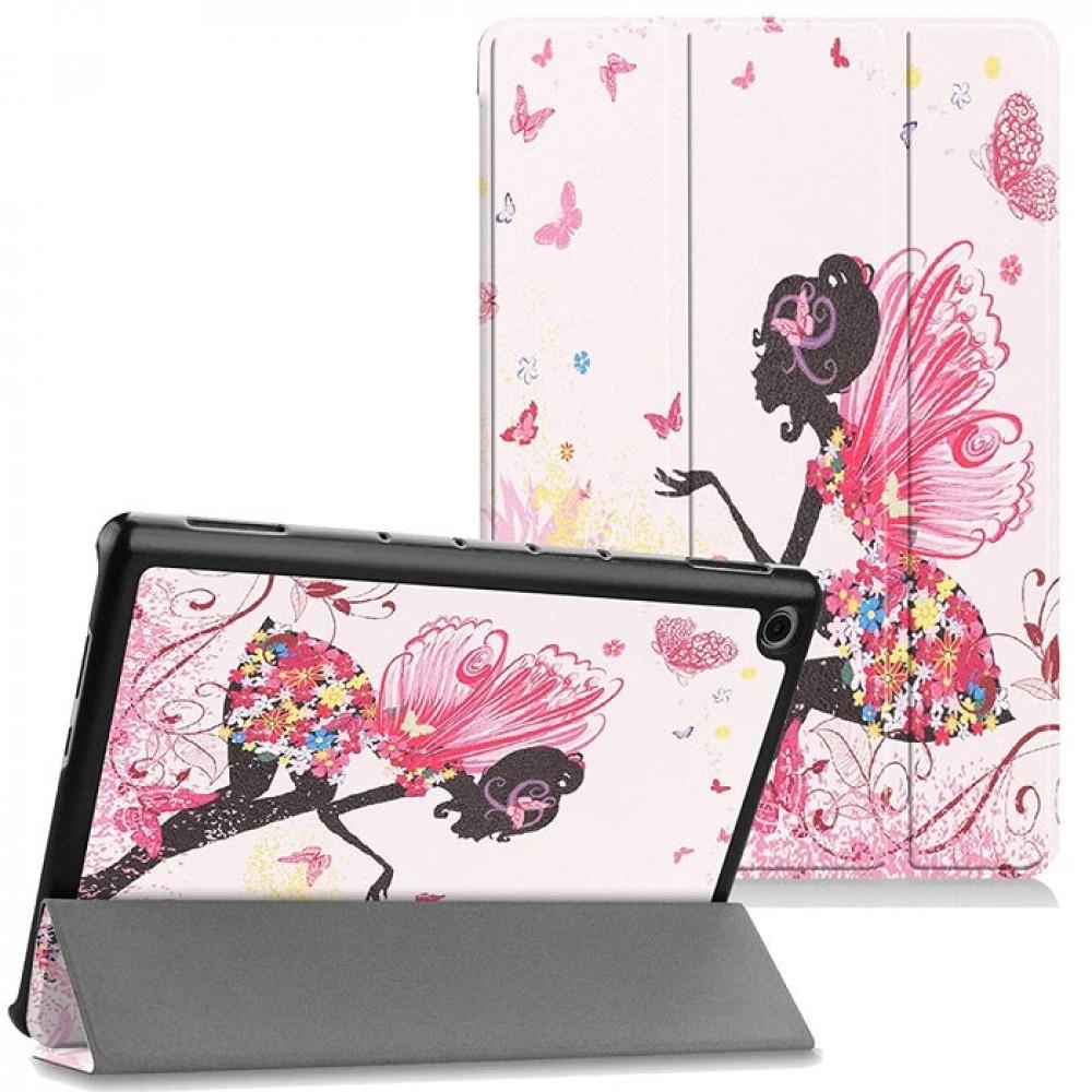 Чехол для Huawei MediaPad M5 Lite 10 с Рисунком Бабочка Эльф