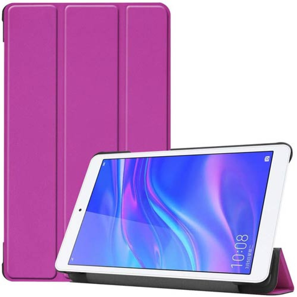 Чехол для Huawei MediaPad M5 Lite 8 фиолетовый