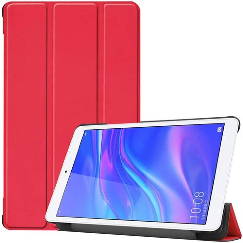 Чехол для Huawei MediaPad M5 Lite 8 красный