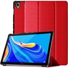 Чехол для Huawei MediaPad M6 10.8 красный полиуретановый