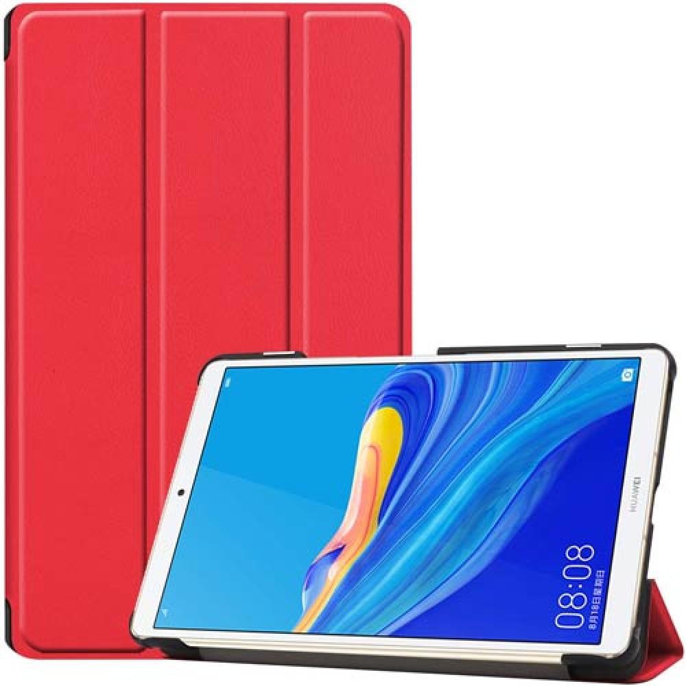 Чехол для Huawei MediaPad M6 8.4 красный полиуретановый
