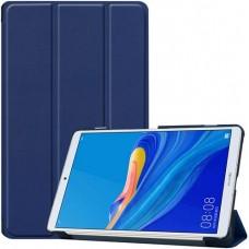Чехол для Huawei MediaPad M6 8.4 синий полиуретановый