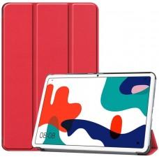 Чехол для Huawei MatePad 10.4 красный полиуретановый