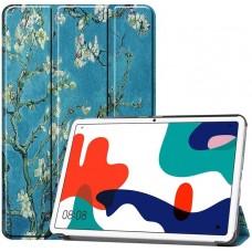 Чехол для Huawei MatePad 10.4 с рисунком Apricot Flower
