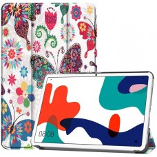 Чехол для Huawei MatePad 10.4 с рисунком Butterfly
