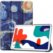 Чехол для Huawei MatePad 10.4 с рисунком Starry Night