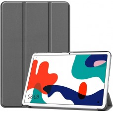 Чехол для Huawei MatePad 10.4 серый полиуретановый