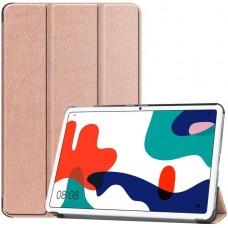 Чехол для Huawei MatePad 10.4 золотистый полиуретановый