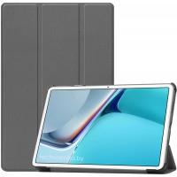 Чехол для Huawei MatePad 11 серый полиуретановый