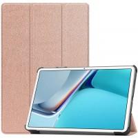 Чехол для Huawei MatePad 11 золотистый полиуретановый