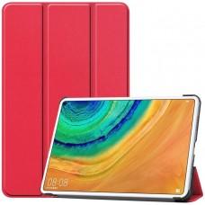 Чехол для Huawei MatePad Pro 10.8 полиуретановый красный