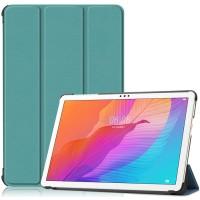 Чехол для Huawei MatePad T10s бирюзовый полиуретановый