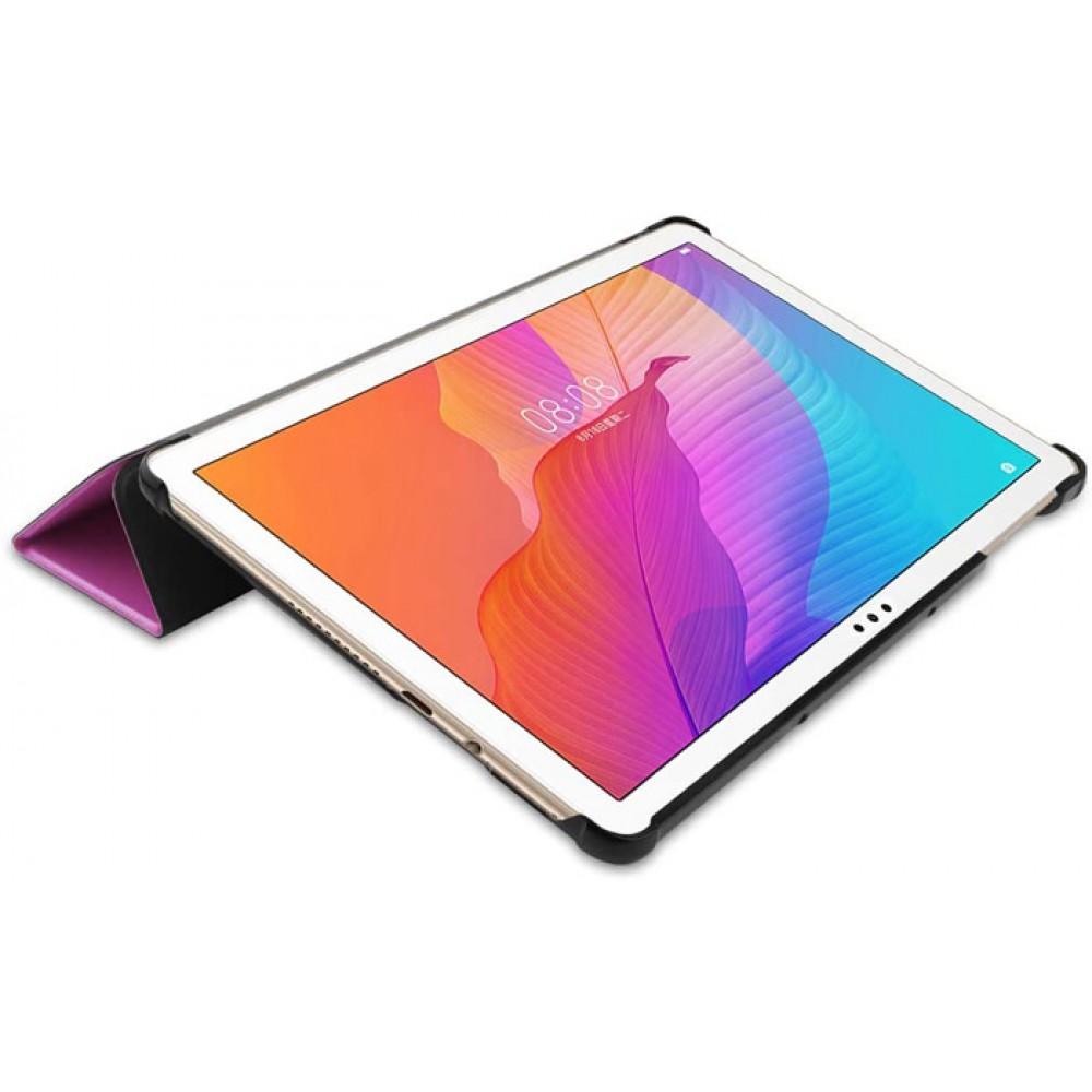 Чехол для Huawei MatePad T10 9.7 фиолетовый