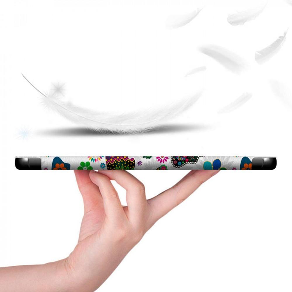 Чехол для Huawei MatePad T10 / T10s с рисунком Butterfly