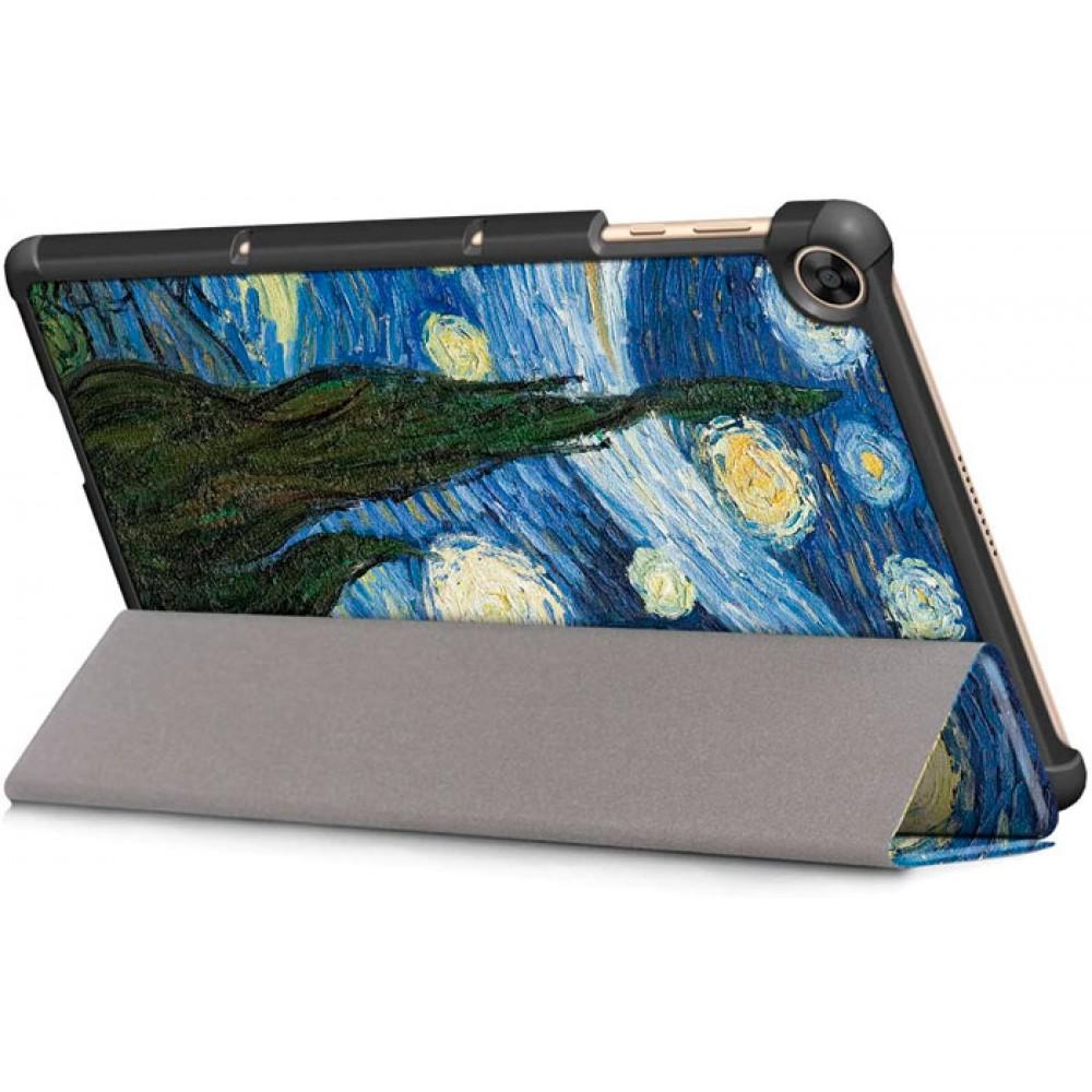 Чехол для Huawei MatePad T10 / T10s с рисунком Starry Night