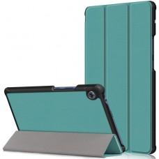Чехол для Huawei MatePad T8 бирюзовый полиуретановый