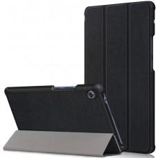 Чехол для Huawei MatePad T8 черный полиуретановый