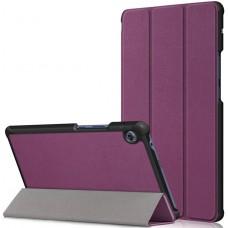 Чехол для Huawei MatePad T8 фиолетовый полиуретановый