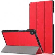 Чехол для Huawei MatePad T8 красный полиуретановый
