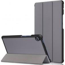 Чехол для Huawei MatePad T8 серый полиуретановый