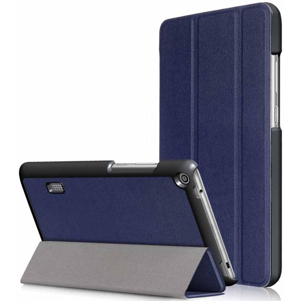 Чехол для Huawei MediaPad T3 7.0 темно-синий JFK