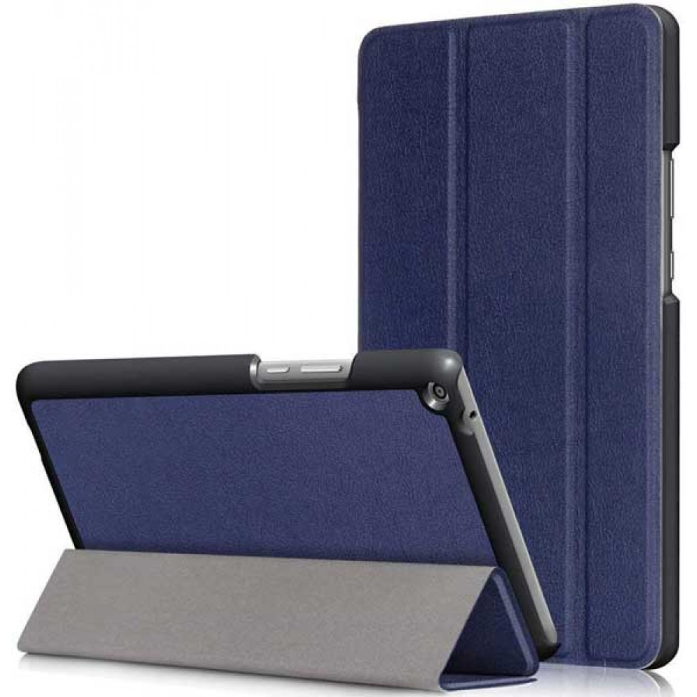Чехол для Huawei Mediapad T3 8.0 темно-синий