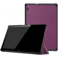 Чехол для Huawei MediaPad T5 10 фиолетовый