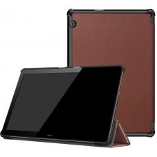 Чехол для Huawei MediaPad T5 10 коричневый