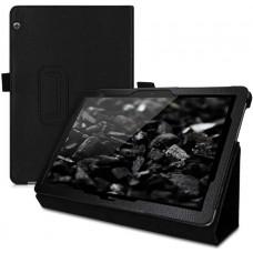 Чехол для Huawei MediaPad T5 10 кожаный черный
